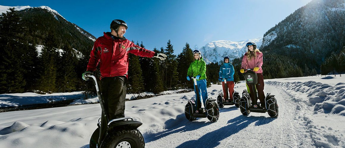 Actionsport - Winterurlaub in Flachau, Salzburger Land